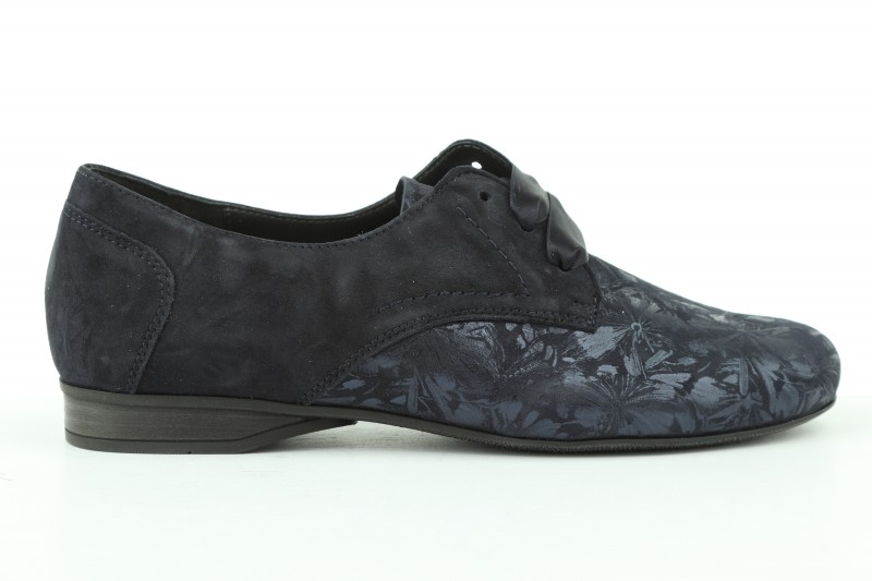 Chaussures En Dentelle Bleu Semler GACaYQx