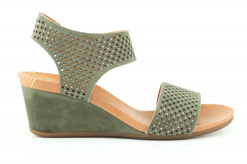 Sandales Compensées En Sina z84gu